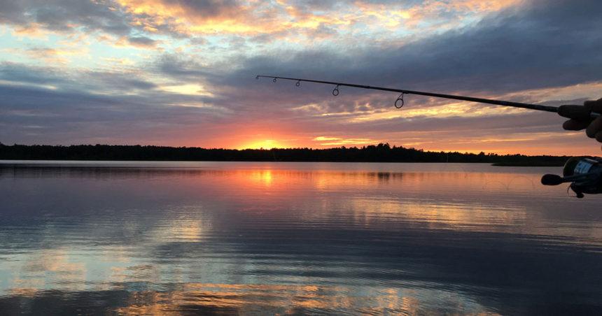 Explore Bemidji Sunset Fishing