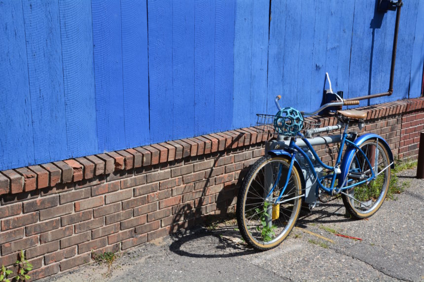 bike by blue shop