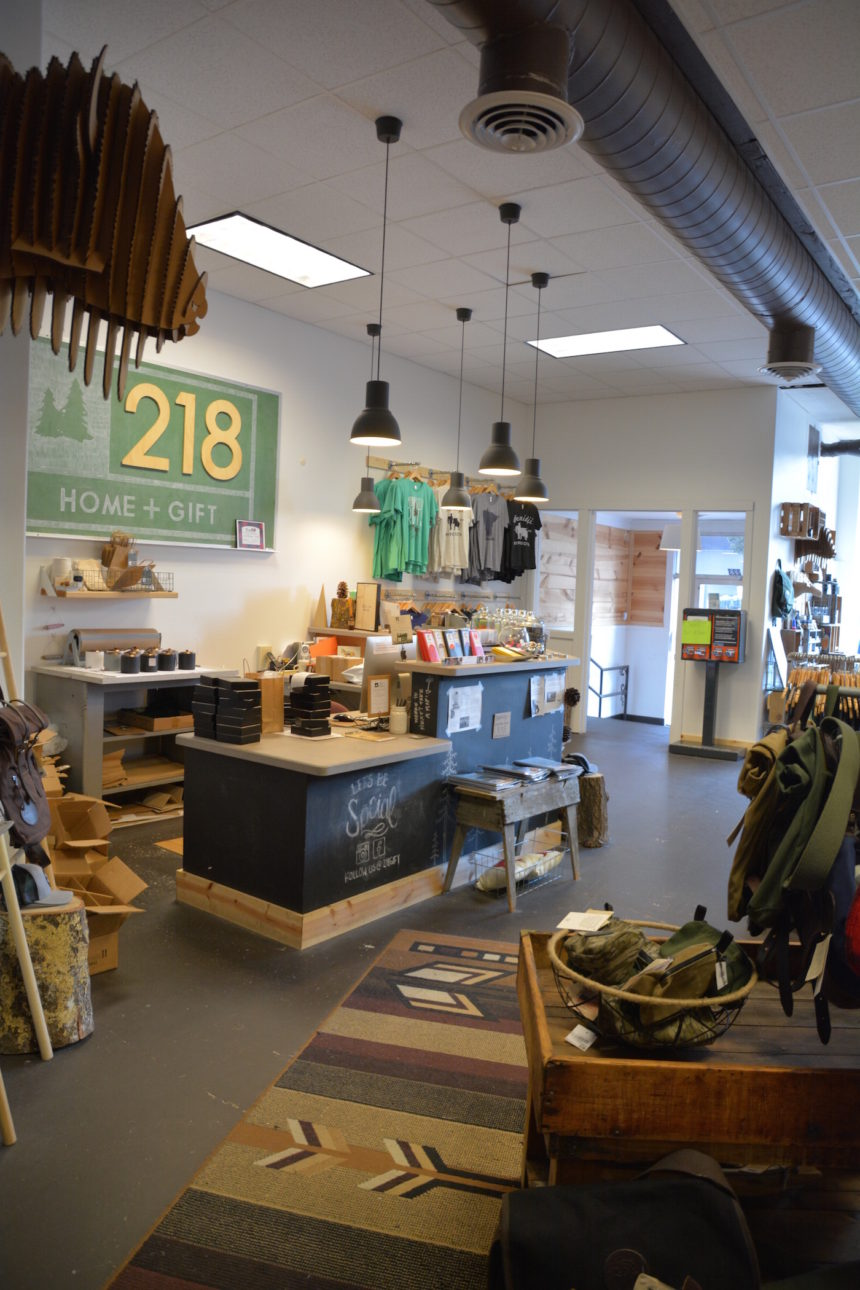 218 Gift Shop