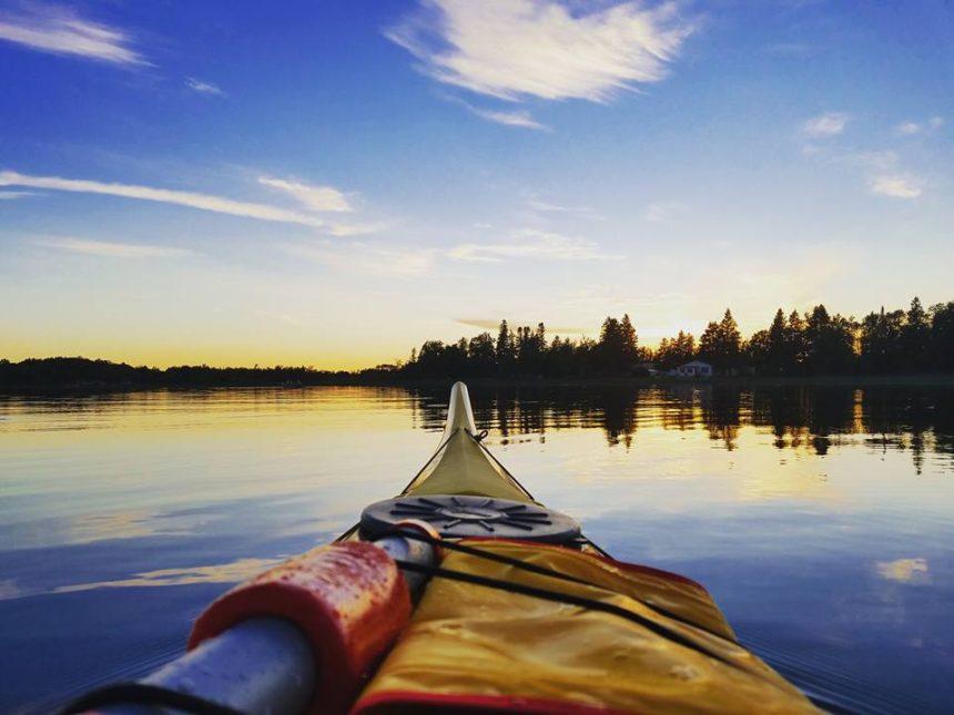Kayaking Every Night